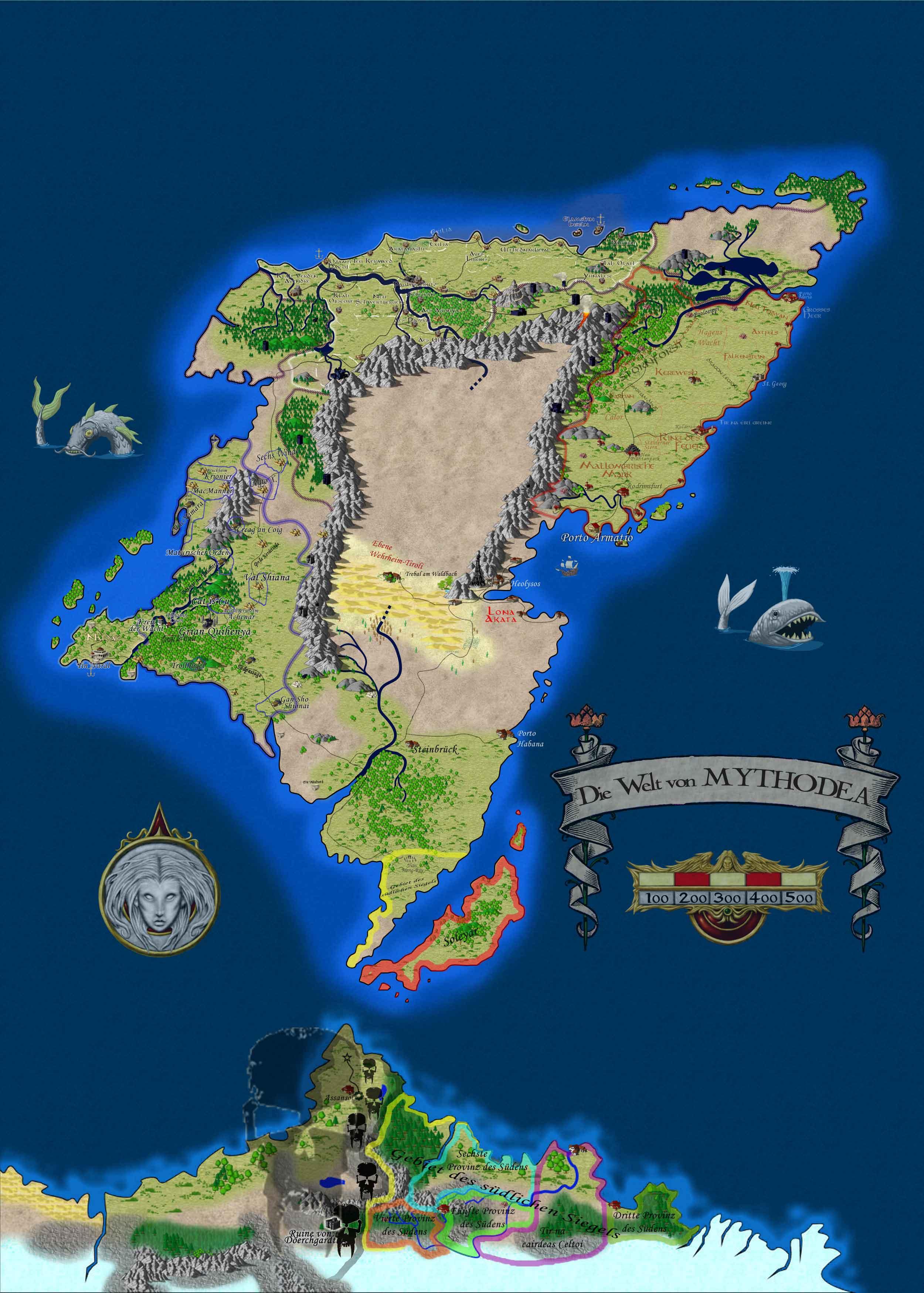 mythodea karte Live Adventure.de • Thema anzeigen   Suche Karte von Mitraspera