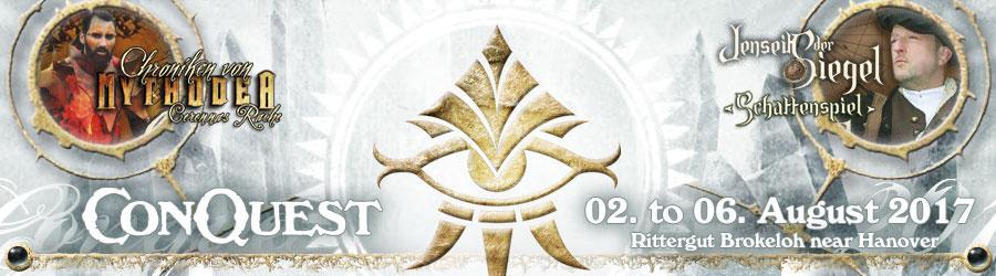 ConQuest 2014 logo